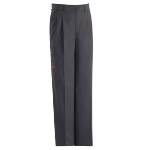 Red Kap Toyota Technician Pleated Front Pant - Click for Large View