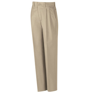 Red Kap Mens Pleated Industrial Work Pants - Click for Large View