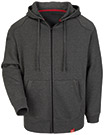 Closeout - Red Kap Workwear Zip Front Heavyweight Hoodie