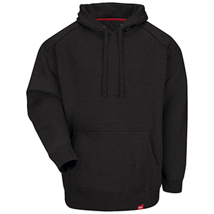 Workwear Pull-Over Heavyweight Hoodie - Click for Large View