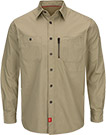 Closeout - Woven Work Shirt with MIMIX Technology