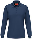 Women's Long Sleeve Performance Knit Polo