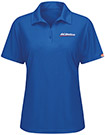 ACDelco Women's Performance Knit Flex Series Pro Polo