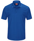 Men's Performance Knit Pocketless Core Polo