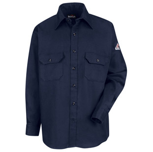 Flame Resistant Excel-FR Comfortouch Uniform Shirt - Click for Large View