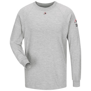 Flame Resistant CoolTouch 2 Long Sleeve Performance T-Shirt - Click for Large View