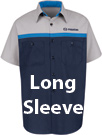 Mazda Mechanics Long Sleeve Shirt