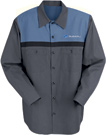 Subaru Mechanic Long Sleeve Shirt