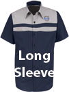Volvo Mechanic Long Sleeve Shirts