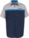 Mazda Mechanics Short Sleeve Shirt