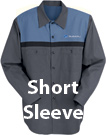 Subaru Mechanic Short Sleeve Shirt