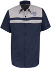 Volvo Mechanic Short Sleeve Shirts