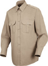 Men's Basic Long Sleeve Security Shirt