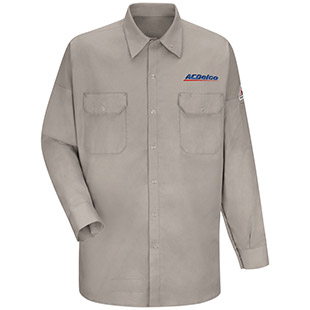 ACDelco Flame Resistant Welding Shirt - Click for Large View