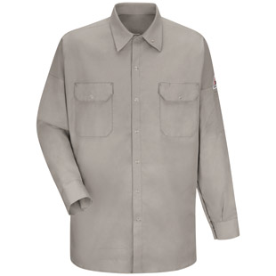 Flame Resistant Welding Shirt - Click for Large View
