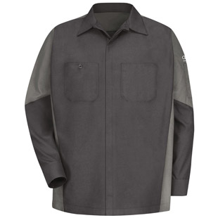 Audi Long Sleeve Technician Shirt - Click for Large View