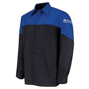 Mopar Long Sleeve Technician Shirt - Click for Large View