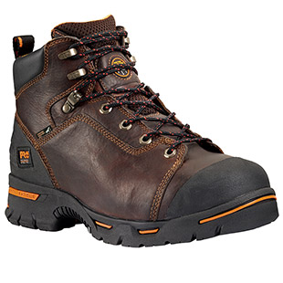 Timberland PRO 6 Inch Endurance PR Steel Safety Toe Work Boots - Click for Large View