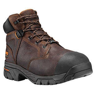 Timberland PRO Helix 6 Inch Met Guard Comp Toe Work Boots - Click for Large View