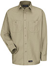 Universal Services Provider Wrangler Workwear Long Sleeve Shirt