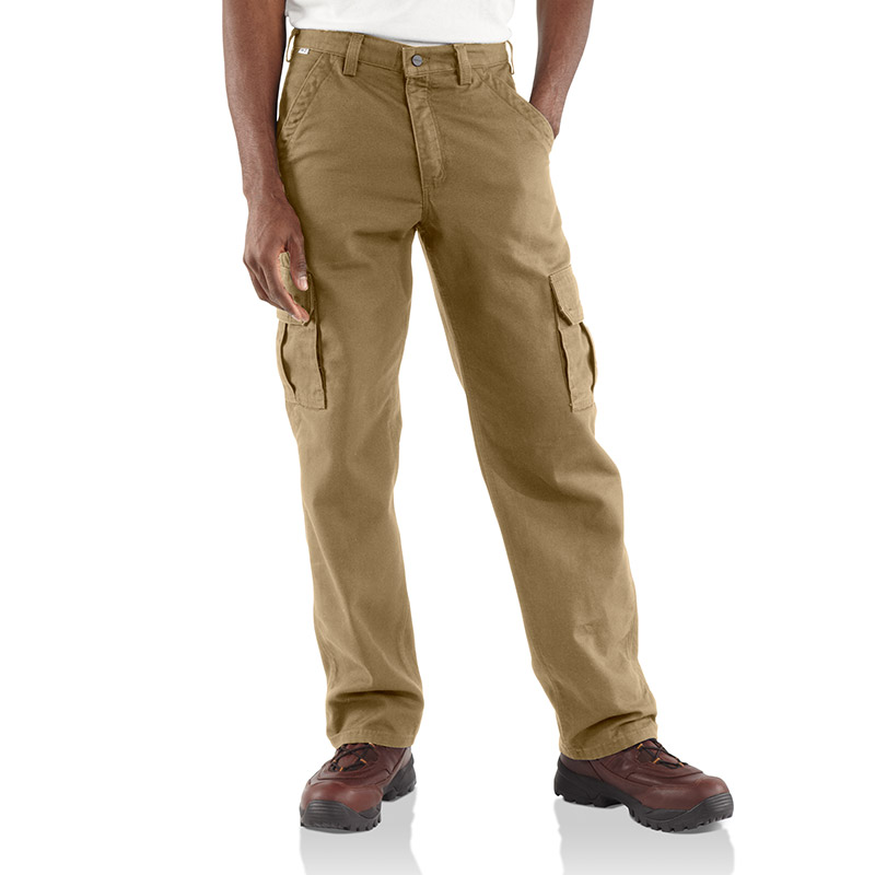 Made from our innovative oz Iron Forge Hemp® canvas that's 25% more abrasion resistant than conventional cotton duck canvas and needs no break-in, these durable, heavy-duty work pants have cargo pockets for extra carrying capacity.