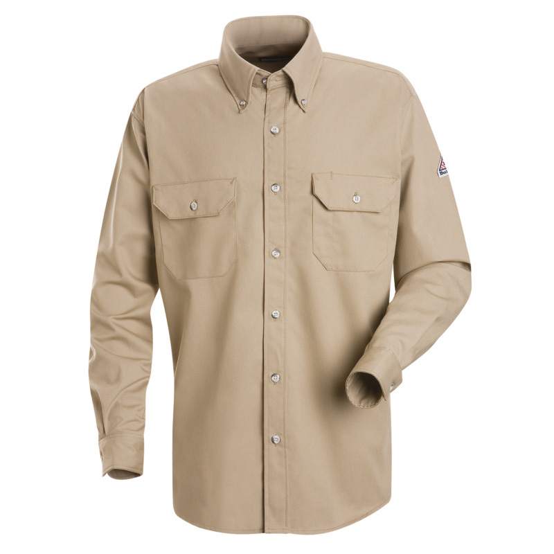 Flame Resistant Cool Touch 2 Long Sleeve Shirt With Gusset - SMU2 b0de46c06b1