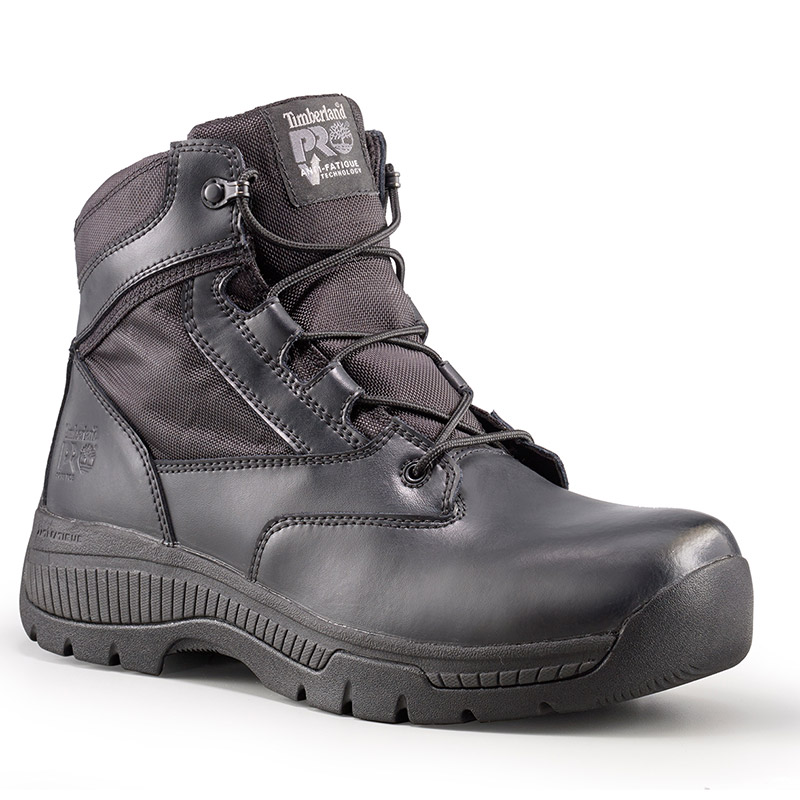 3cac2620b13 Timberland PRO Valor Duty 6 Inch Side-Zip Soft Toe Boots